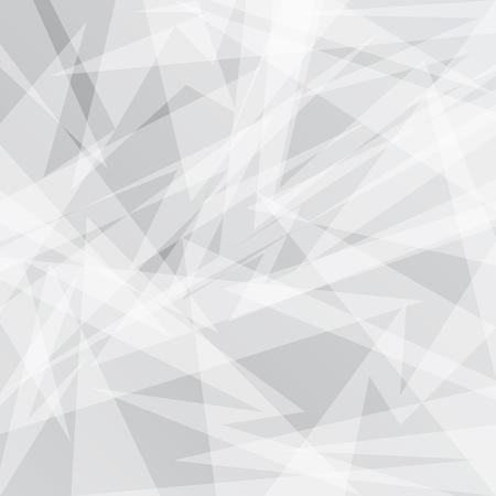 三角形を持つ抽象的な灰色の幾何学的背景。ベクトルトレンディなグラフィックデザイン