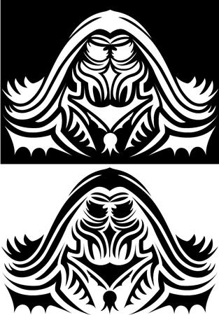 Ornamental illustration of Warlock