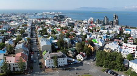 reykjavik: La ciudad de Reykjavik