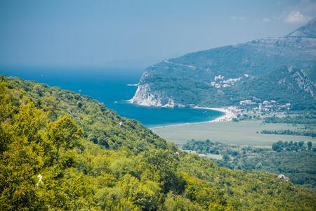Montenegro hills and nature