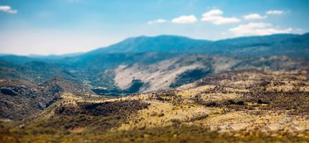 Montenegro hills