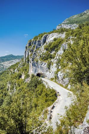 Montenegro nature Stock Photo