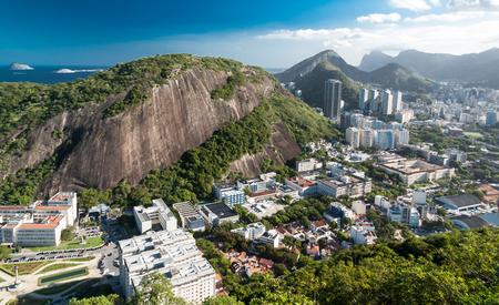 A view on Rio de Janeiro