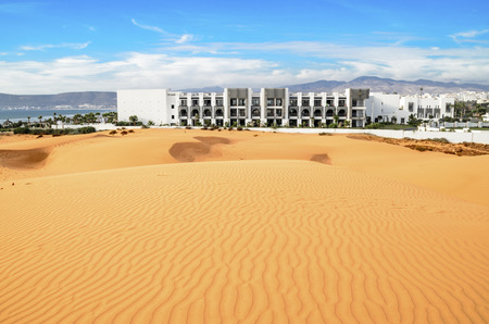 Sands of Agadir 新聞圖片