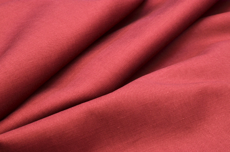 Fabric cotton, dress claret. 版權商用圖片