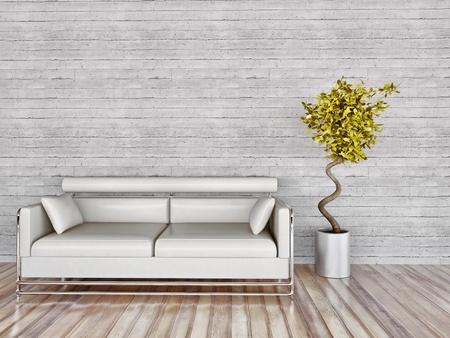 redesign: house interior scene