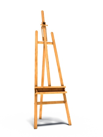 easel stand without picture photo