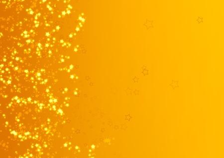stars illustration for web design, desktop or background