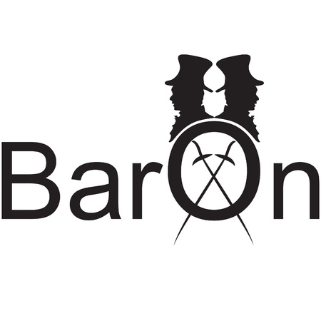 baron: baron logo Illustration