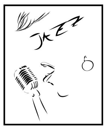jazz singer: jazz woman singer