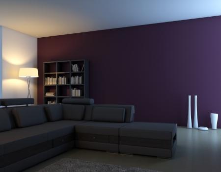 interior scene photo