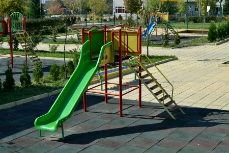 playground for kids photo
