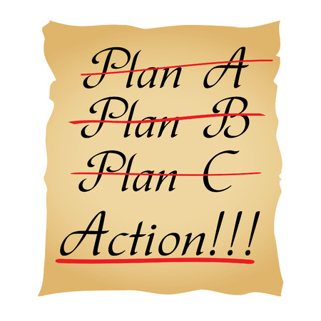 succession: Stop planing and action