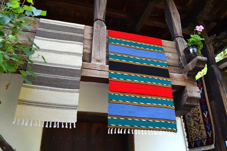 ethno: Exotic carpet