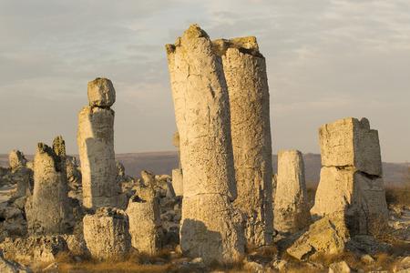 현상: Standing Stones natural phenomenon
