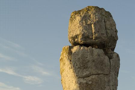 standing stones: Standing Stones natural phenomenon