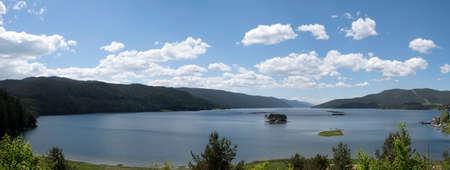 Bulgaria Dospat lake