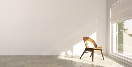 Prázdný pokoj Reklamní fotografie