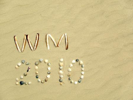 World cup 2010 on sunny beach