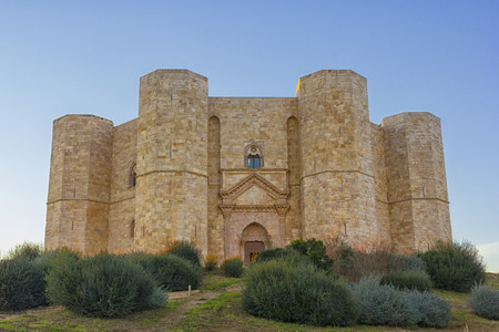 Castel del Monte, Andria, World Heritage Site Editorial