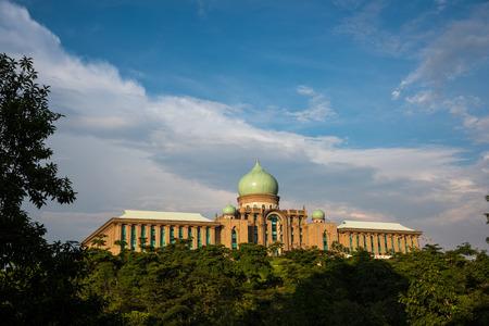 prime: Perdana Putra (Malaysia Prime Minister Office) Editorial