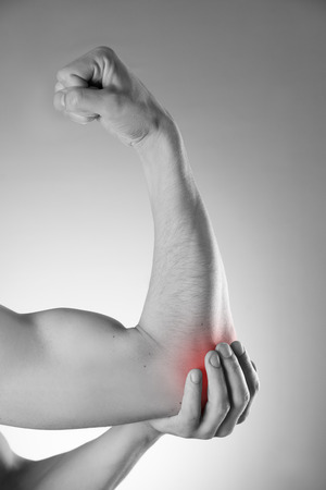 enhanced healthy: Pain in the joints of the hands. Care of male hands.