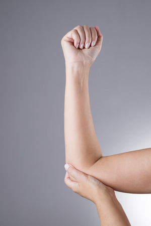 wrist pain: Pain in the joints of the hands.