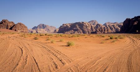 Wadi Rum Highway