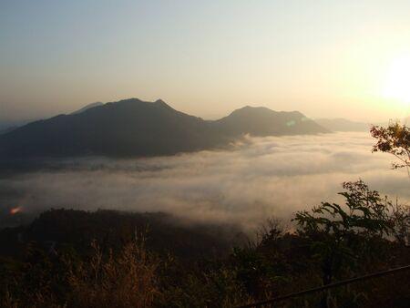 Sunrise,thailand Stock Photo - 11997235