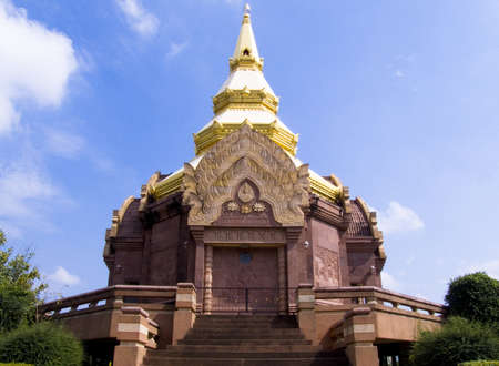 historic site: Historic site in place of Nakhon Ratchasima Stock Photo