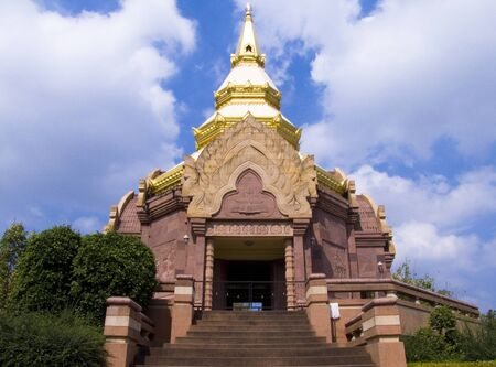 Historic site in place of Nakhon Ratchasima Stock Photo - 12056717