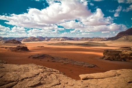 wadi: Wadi Rum desert,Jordan