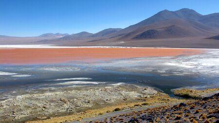 uyuni: Lago Colorada,Salar de Uyuni,Bolivia