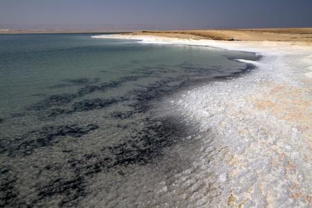 moses: Dead Sea,Jordan Stock Photo