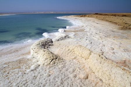 dead sea: Dead Sea,Jordan Stock Photo