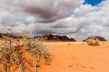 star wars: Wadi Rum desert landscape,Jordan