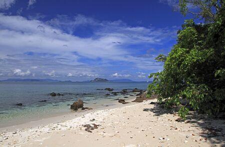 ao: paradise beach of Krabi,Thailand