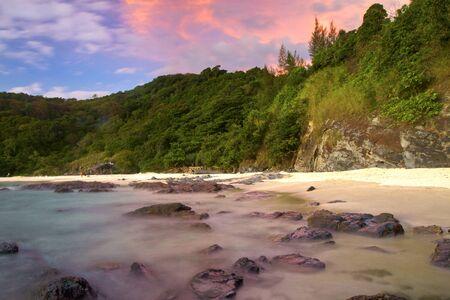 koh: Phuket beach,Thailand