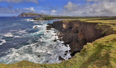 Clogher on The Dingle Peninsula, County Kerry, Ireland