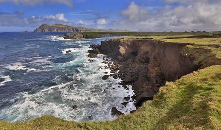 dingle: Clogher on The Dingle Peninsula, County Kerry, Ireland