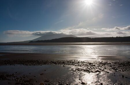 dumfries and galloway: Solway Firth, Dumfries and Galloway,South West Coast, Scotland.