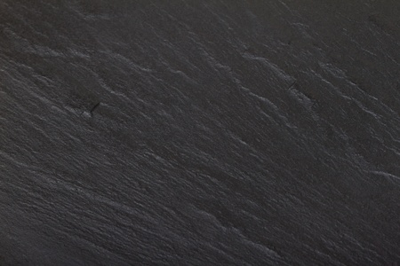 Dark grey  black slate or rock background or texture. photo