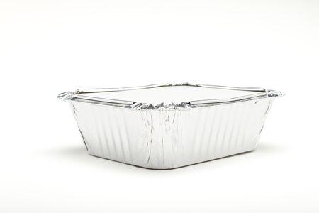 100 Plata Aluminio contenedores /& Tapas Talle 6a Bandeja Para Llevar Indio Chino