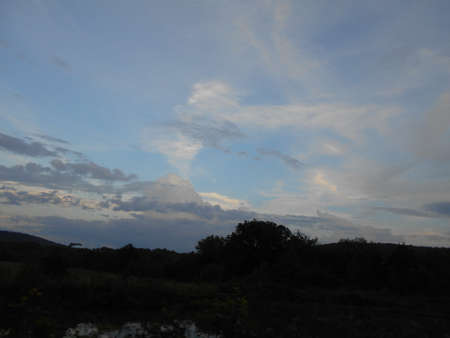 morning sky: morning sky