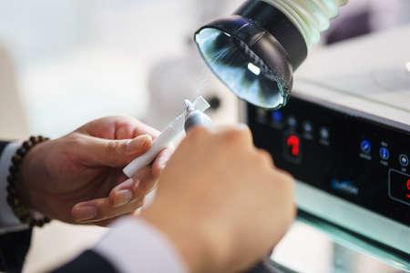 Dental equipment for prosthetics and polishing of teeth, dentures.
