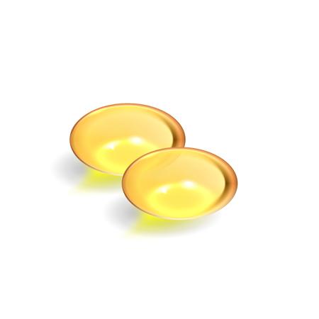 Gel pills, vitamine D, E, Omega3, fish oil
