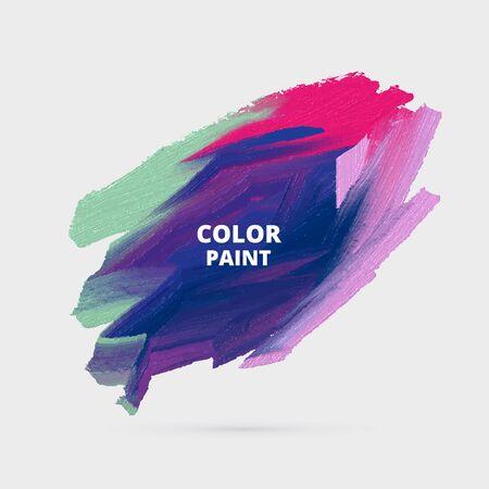 smudge: color paint smudge