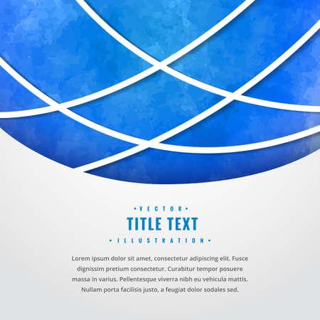 textured: blue textured background Illustration