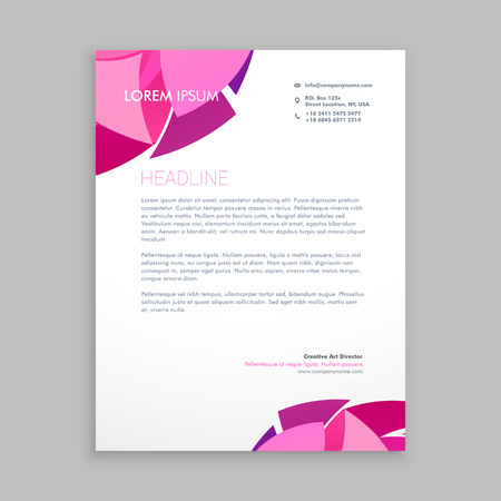 Business letterhead free business letterhead templates business abstract business letterhead design royalty free cliparts vectors thecheapjerseys Image collections