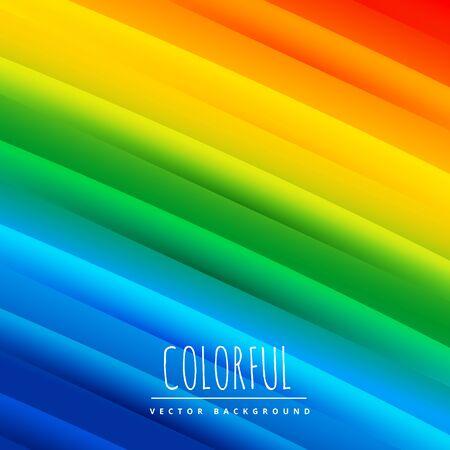 bright: bright colors stripes